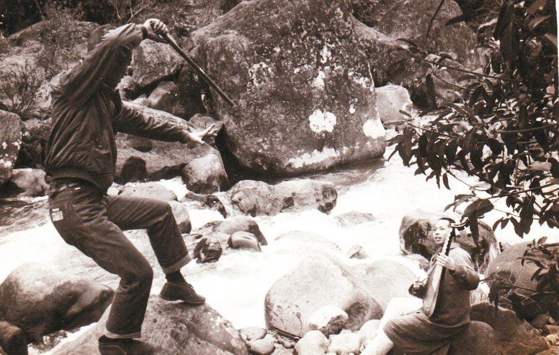 1966年台北外雙溪:武俠、修道對許多人只是小說,但對林谷芳,卻是生命中...