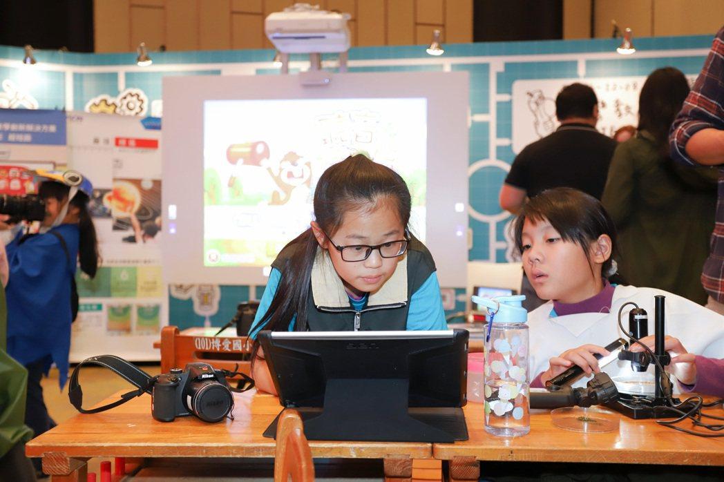 第二屆「臺灣教育科技展」將今(4)日開展,此展是台灣最大、唯一指標性教育科技媒合...
