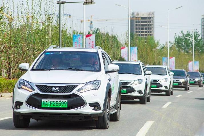 陸拚新能源車 加速衝量