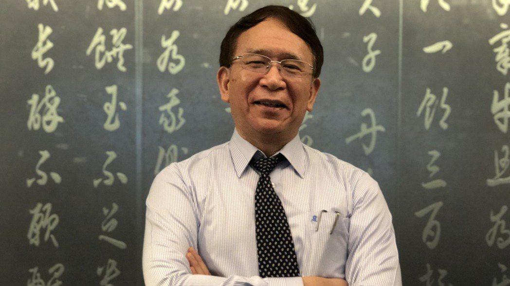 晟德集團董事長林榮錦。 報系資料照