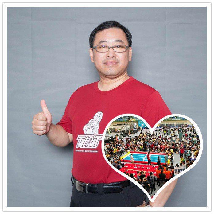 台灣嵌入式暨單晶片系統發展協會理事長陳宏昇。 TEMI協會/提供