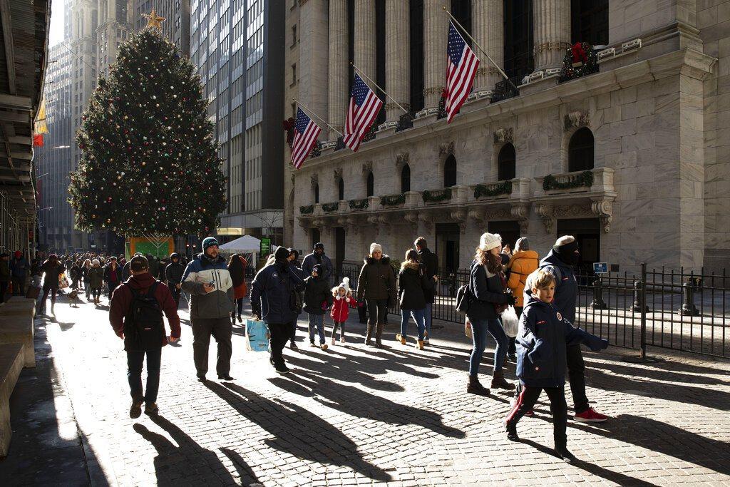 投資人一直將12月15日視為美股的關鍵點,並期望在此之前美中兩國將達成第一階段貿...