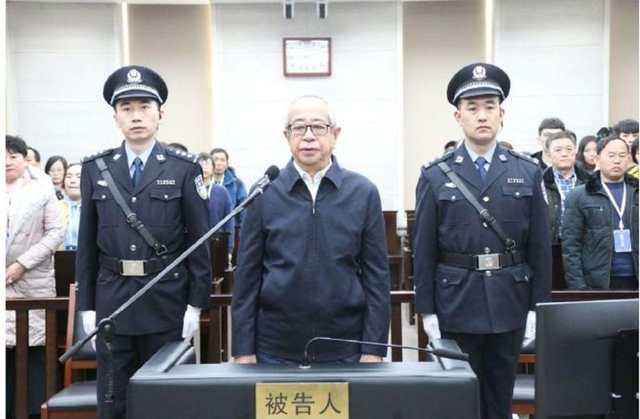 內蒙古自治區人大常委會前副主任邢云。 取材自大連人民網路微博