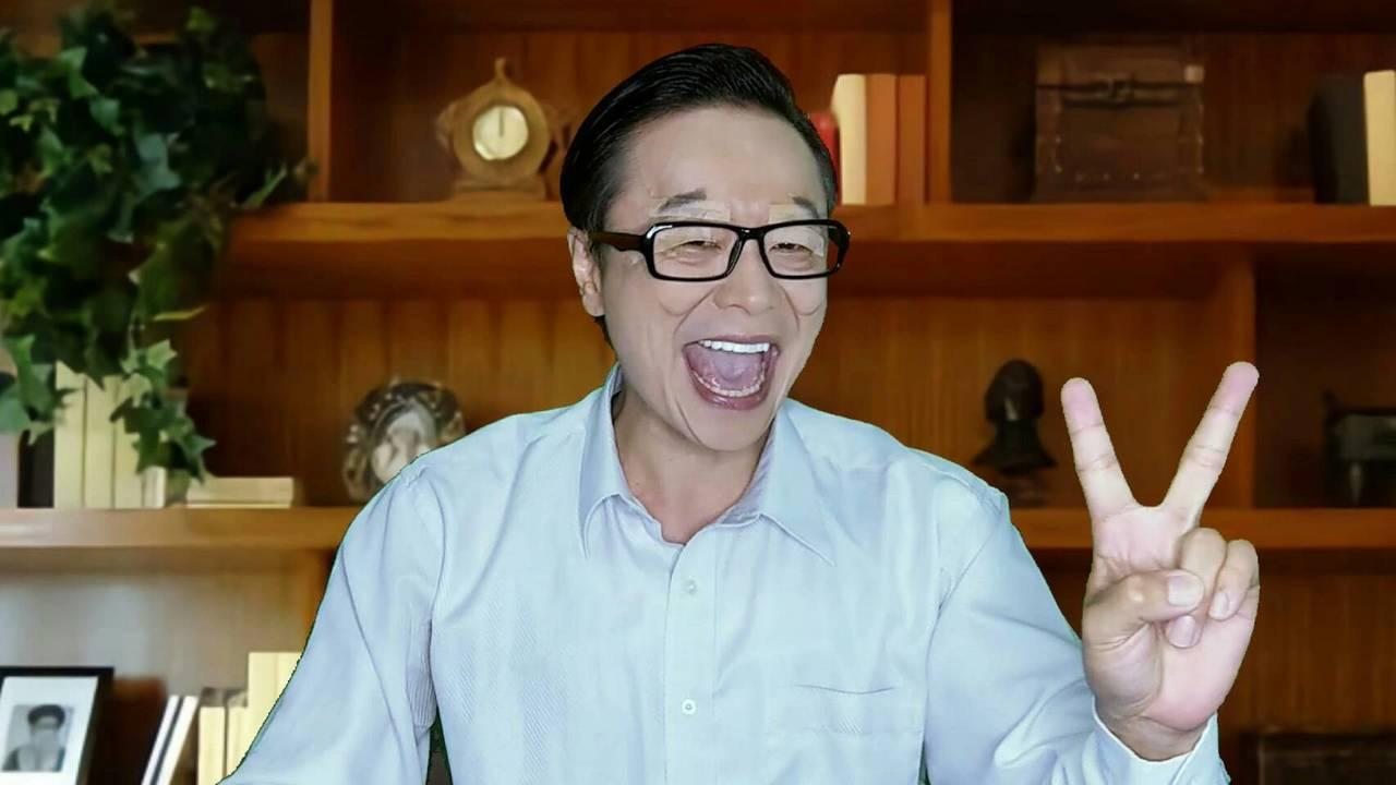 模仿秀達人吳奇鴻。受訪者吳奇鴻提供