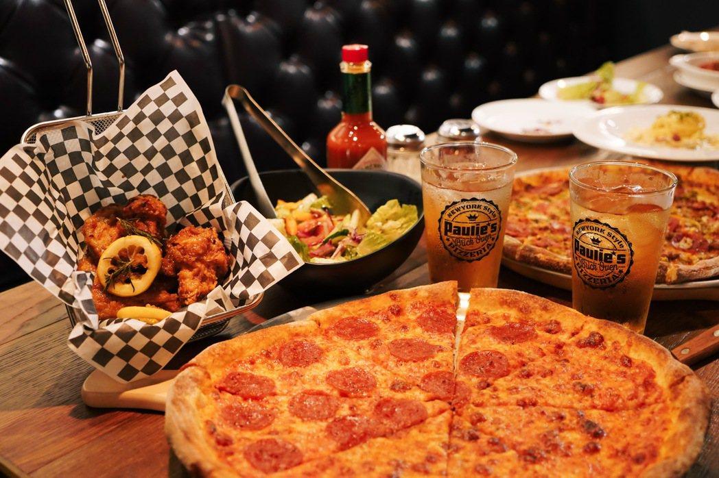 日前在臺灣開幕的「Big 7 Travel」,被評選為韓國最好吃的道地紐約披薩 ...