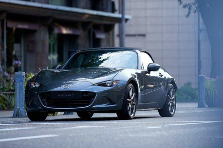 手排還在!追加新色與提升內裝質感,新年式Mazda MX-5台灣開賣