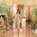 白宮聖誕竟然變這樣!美國第一夫人梅蘭妮亞帶你逛 川普辦公室塞滿水仙花?