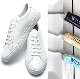 白球鞋回春術!「除皺+美白」簡單6步驟一次搞定