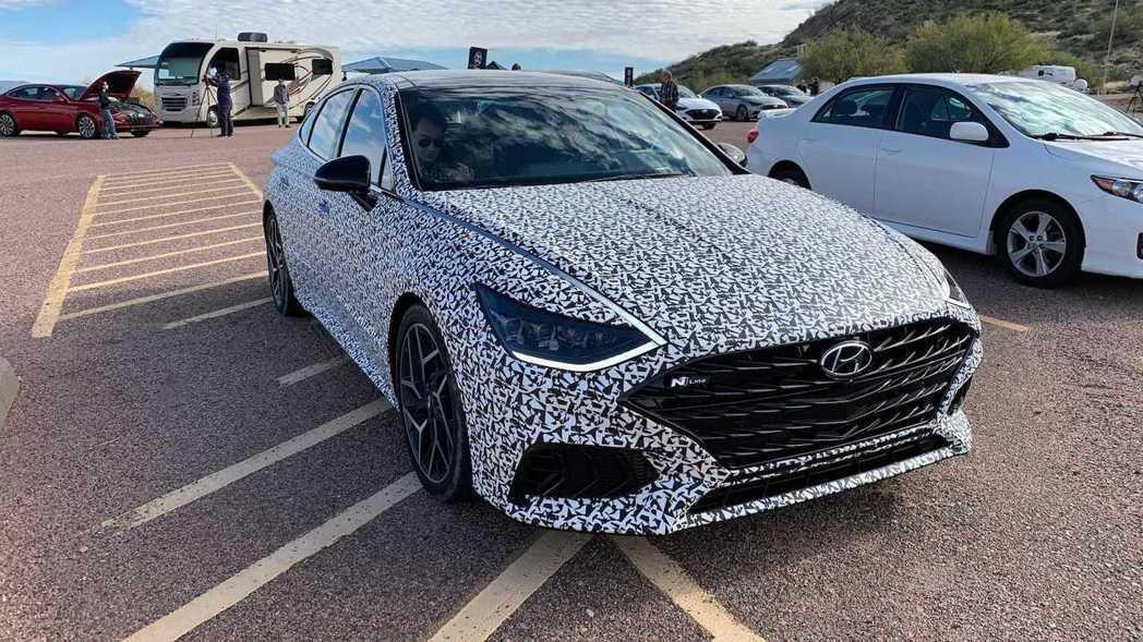 全新Hyundai Sonata N Line將使用全新2.5升T-GDi四缸渦...