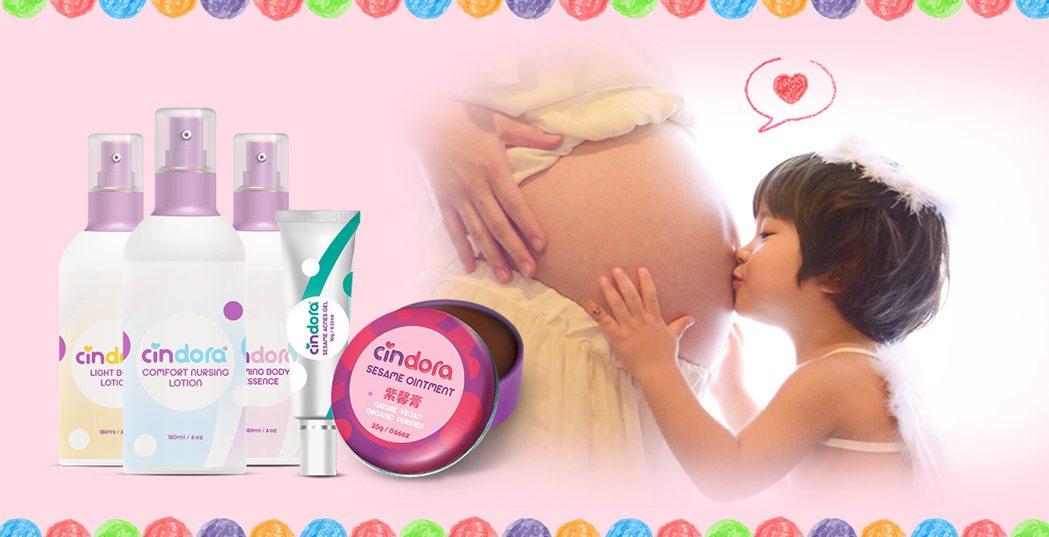 「Cindora馨朵拉」成立「東方嬰幼兒異膚研究中心」,與寶寶異位性皮膚炎長期抗...
