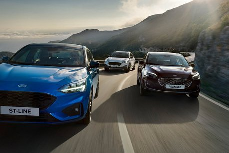 台灣進ST、歐洲推豪華跨界!Ford Focus Active X Vignale匪夷所思登場