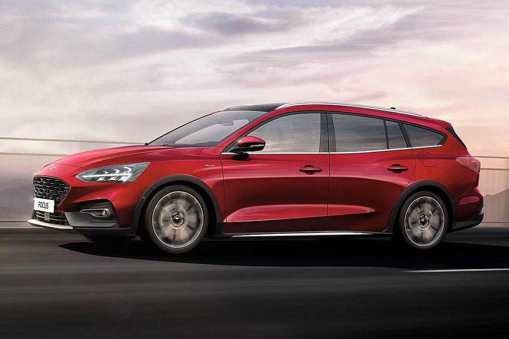 全新第四代Ford Focus今年1-10月於歐洲主要20個市場已經累積銷售超過...