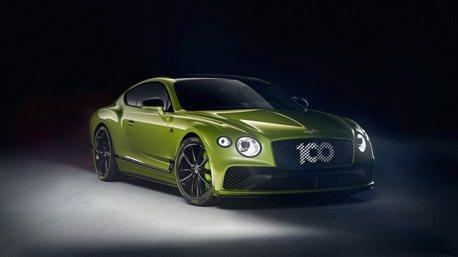 Bentley慶祝派克峰爬山賽創紀錄 推限量15台紀念版Continental GT