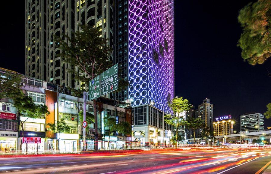 「芬兰特区」座落在板桥最成熟的新埔及江子翠双生活圈核心。 图/业者提供