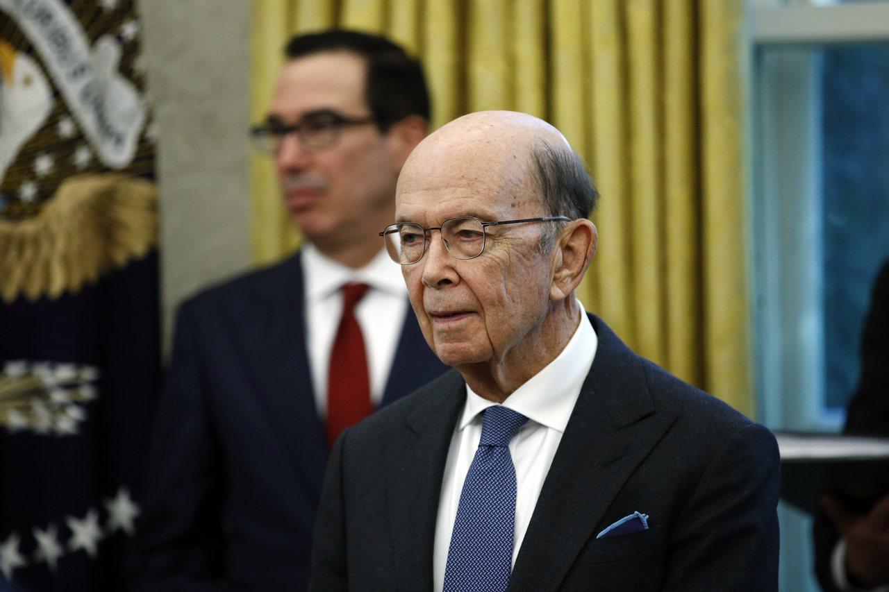 美國商務部長羅斯表示,與中國大陸的貿易協議內容,比何時達成更重要。 美聯社