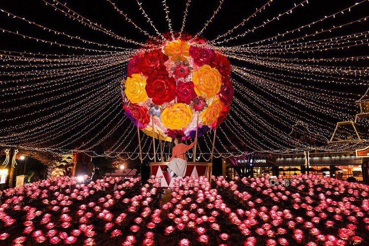 E-world近期舉行第7屆星光慶典。圖/大邱駐台觀光推廣辦事處提供