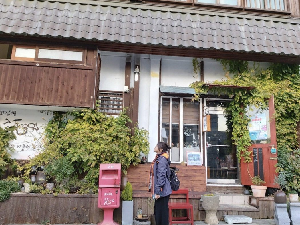開港場街是「鬼怪」的拍攝取景地之一。圖/韓國觀光公社提供