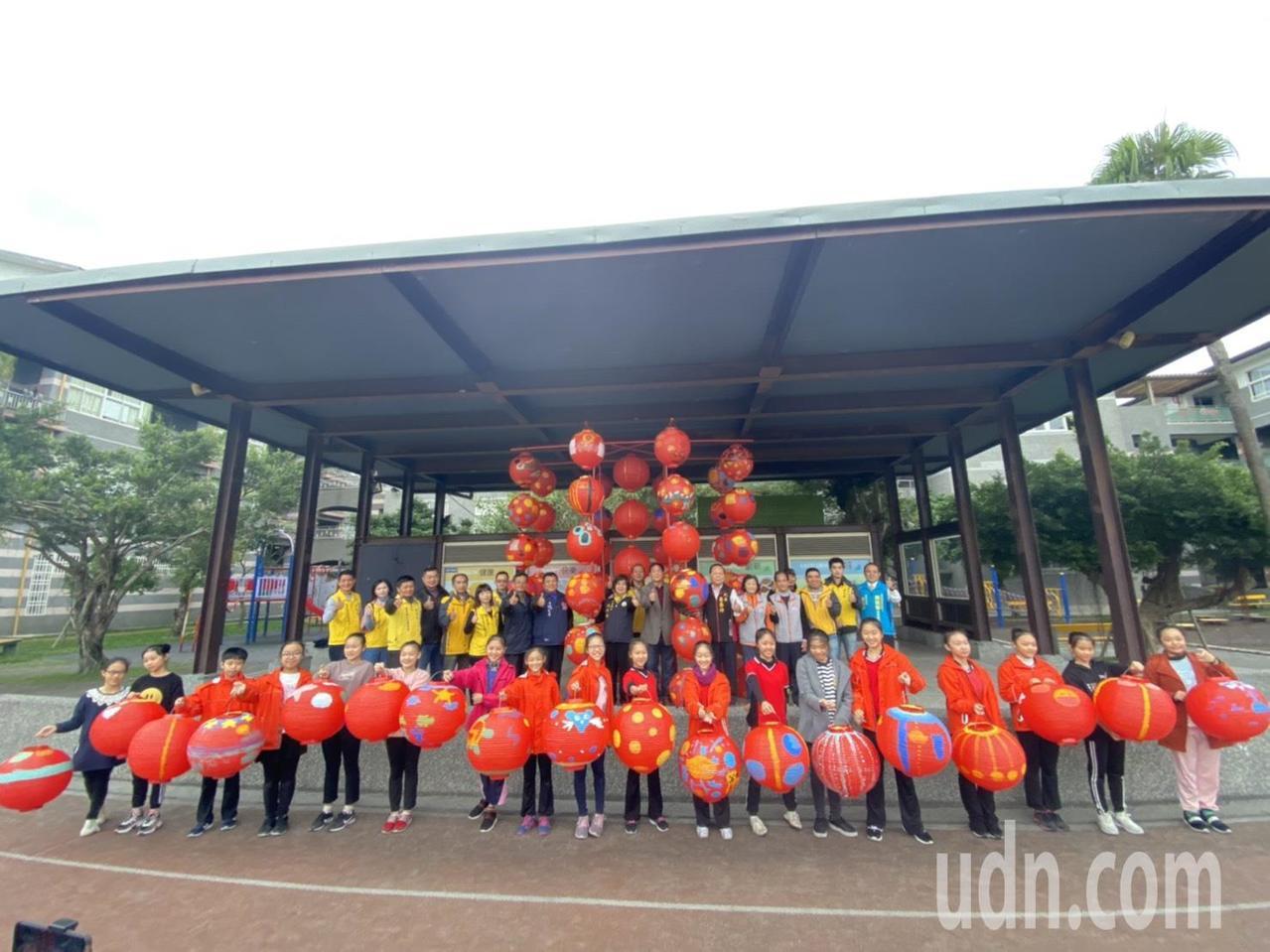 2020羅東迎春,宜蘭縣羅東鎮公所將在羅東夜市旁的中山公園廣場,打造一座號稱全國...
