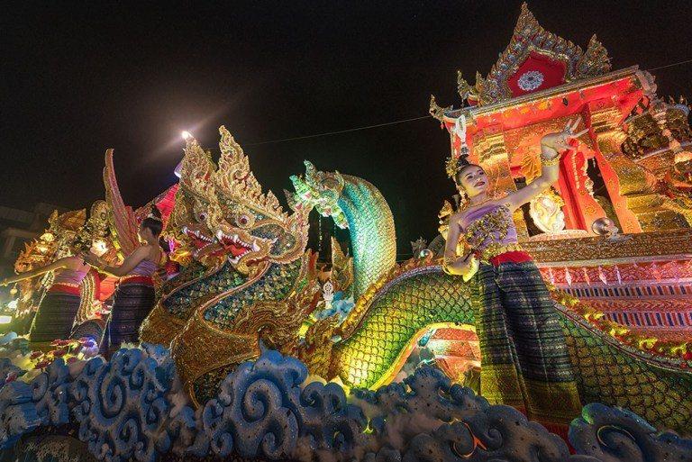 泰簽之亂引發各界反彈。圖/摘自泰國觀光局