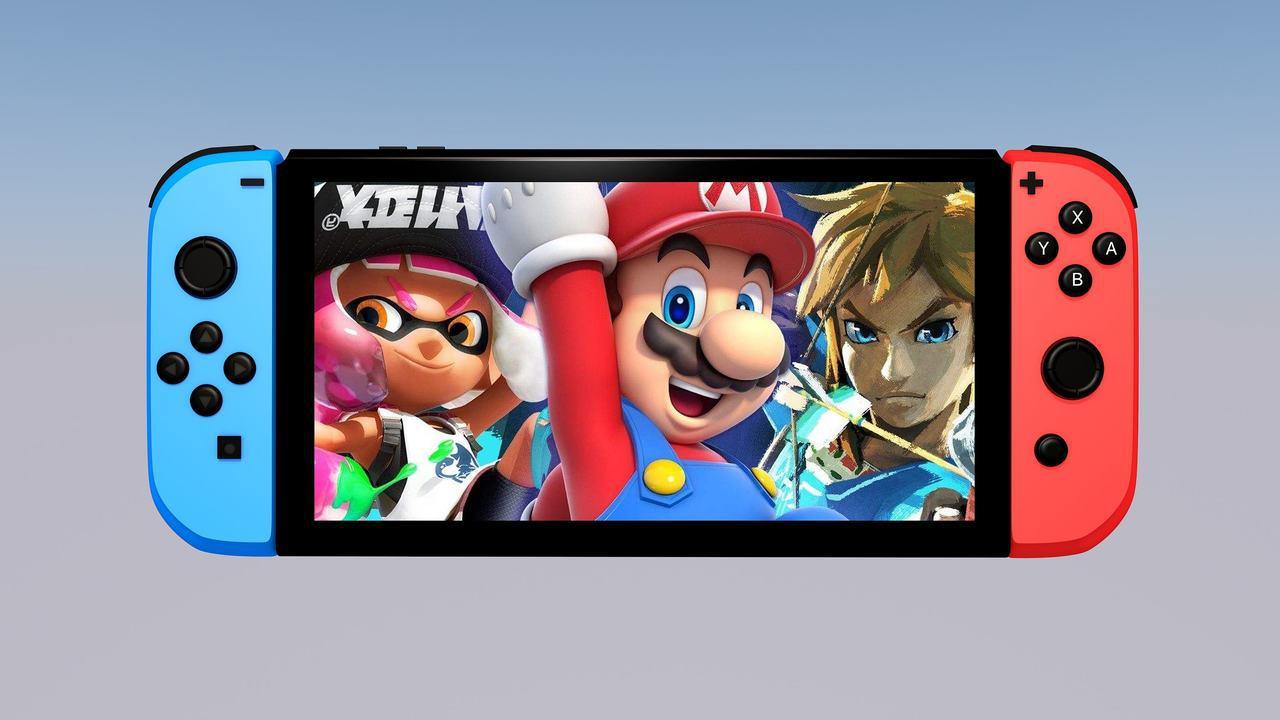 日本任天堂將在12月10日於大陸正式推出Switch遊戲機,定價298美元,當地...