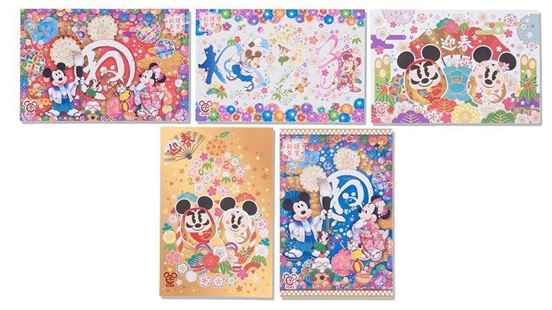針對新年,東京迪士尼度假區將推出約60款的特別商品。圖/取自東京迪士尼度假區官網