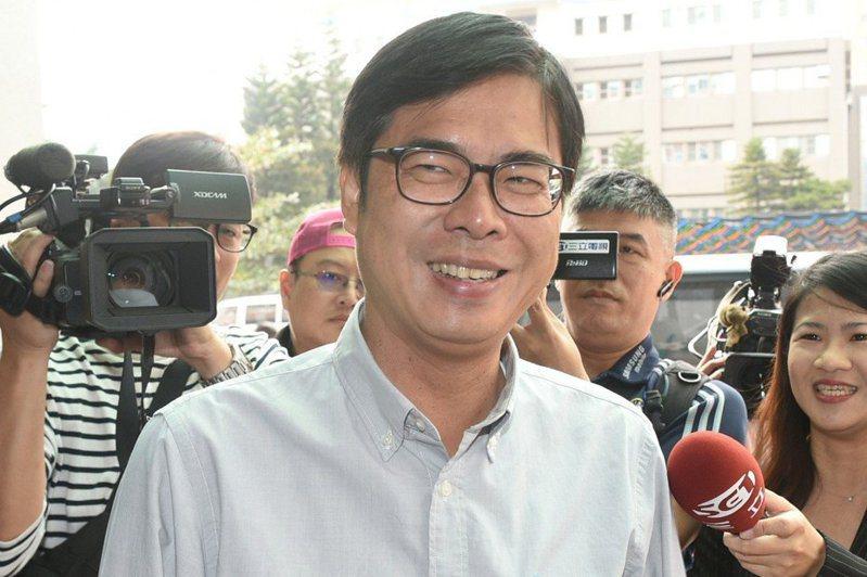 行政院副院長陳其邁。聯合報資料照