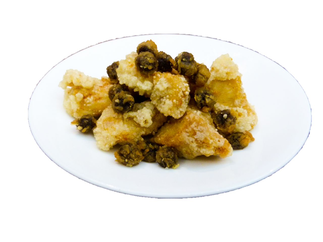 珍珠鹹酥雞。圖/取自https://www.atpress.ne.jp/