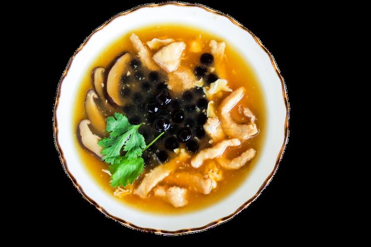 珍珠肉羹。圖/取自https://www.atpress.ne.jp/