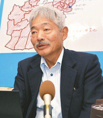 在阿富汗行醫逾卅年的日本醫師中村哲,四日遭槍手攻擊身亡。 路透