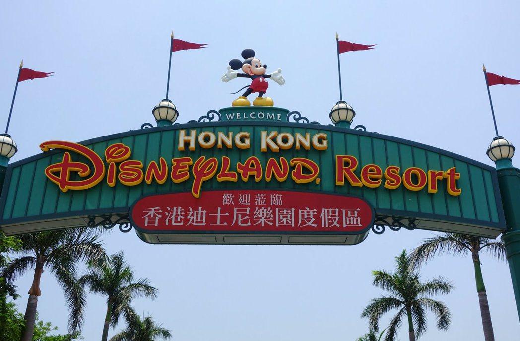 受抗爭示威影響,香港迪士尼11月初公布截至9月底的第四財季業績,情況很不理想。圖...