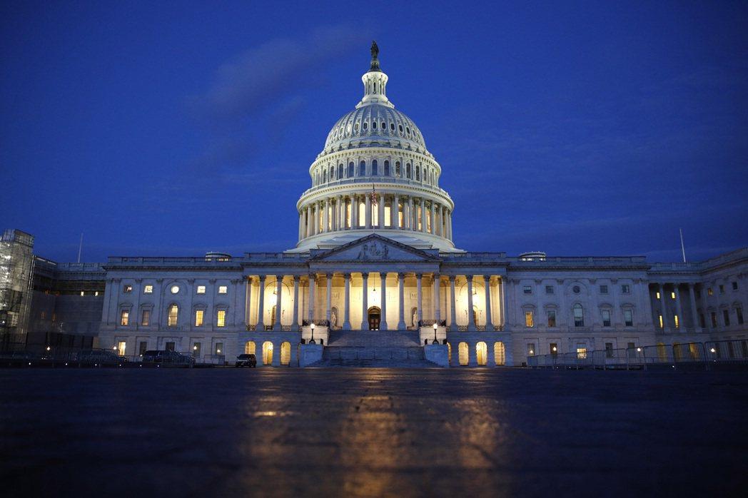 美國歷史上共有4位總統遭彈劾調查。圖為美國國會山莊。 (美聯社)
