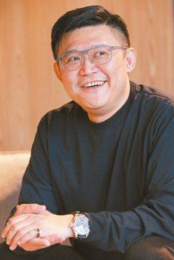 網家執行長蔡凱文