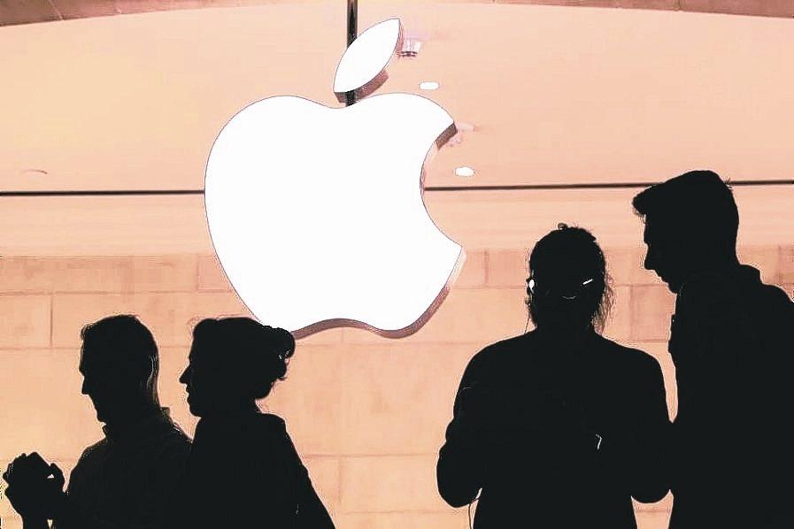 不少蘋果用戶4日都有收到一封通知信,年底前向Apple購買服務的民眾就可收到發票...