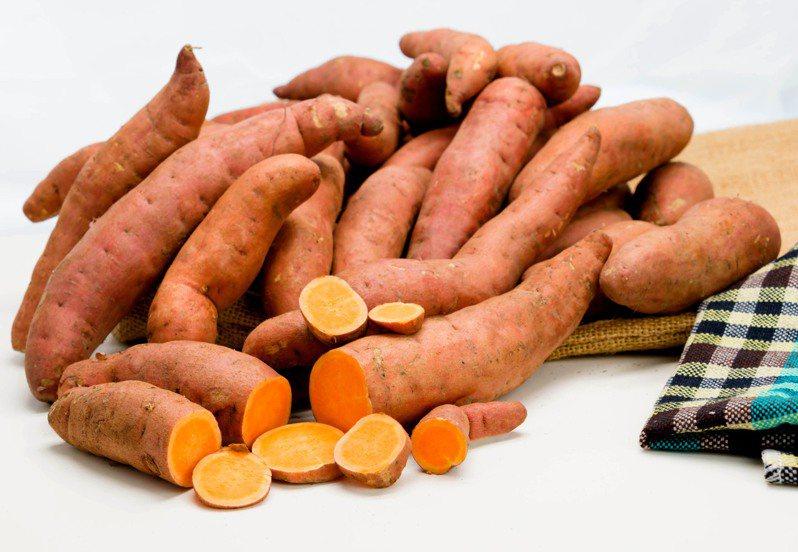 以往只有在佳節才會出現的地瓜(sweet potato)近幾年獲得消費者青睞,被認為是比一般馬鈴薯更營養且美味的新選擇。  示意圖/ingimage