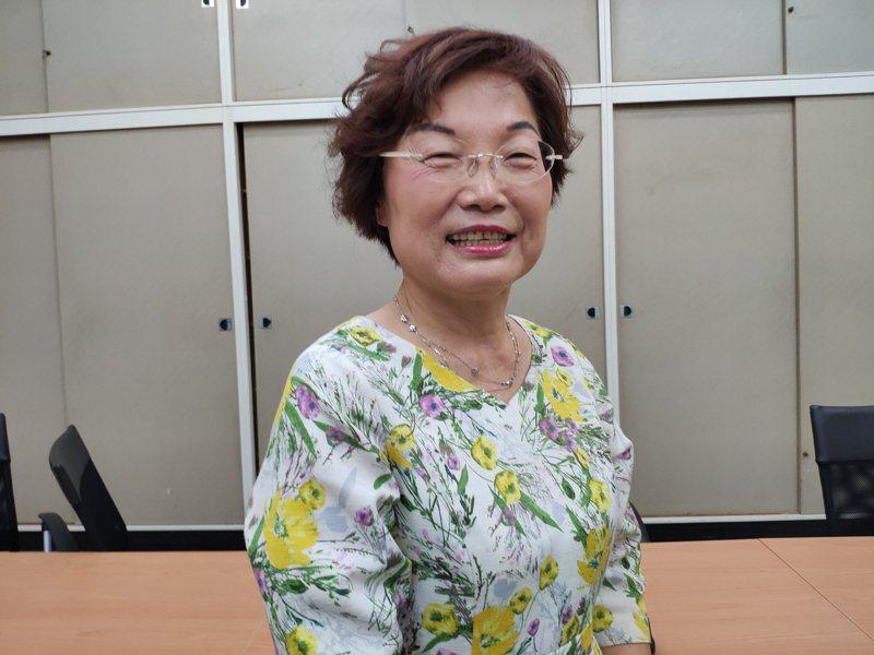 台南市政府經濟發展局長郭阿梅。記者謝進盛/攝影