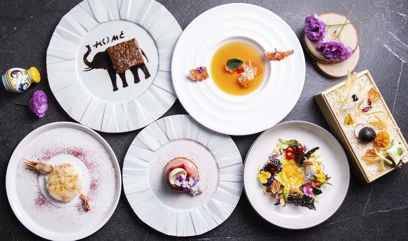 西華飯店響應《ONE ART Taipei藝術台北》推出藝術套餐,邀大家吃藝術、...