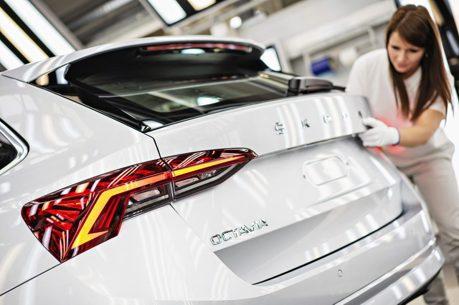 第四代ŠKODA Octavia迅速投產 賣最好的Combi先製造!