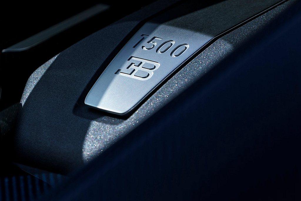 Bugatti Chiron Noire Sportive/Chiron Noi...