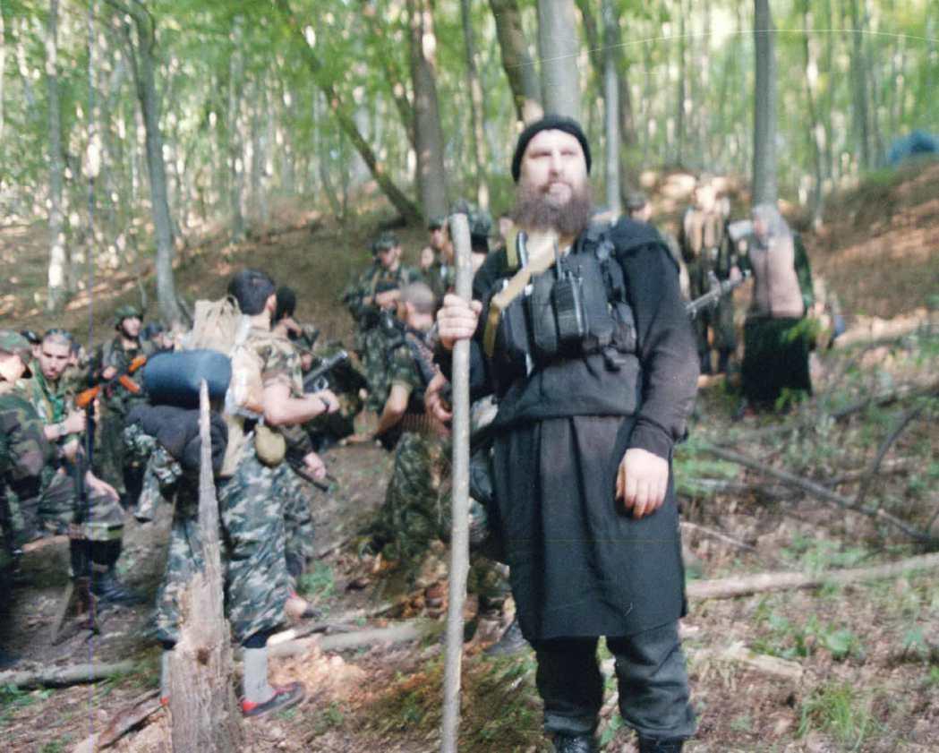 第二次車臣戰爭後,許多車臣殘兵逃亡高加索各國。示意圖。 圖/路透社