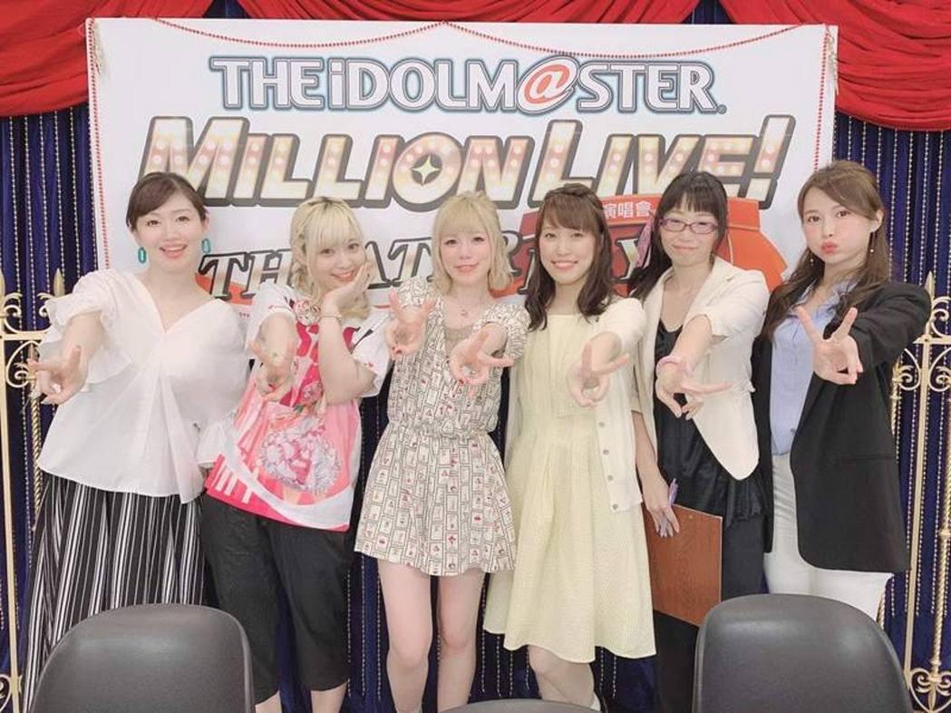 MILLION LIVE! 在2017年的亞洲區直播,都曾刺激中國網友的玻璃心。