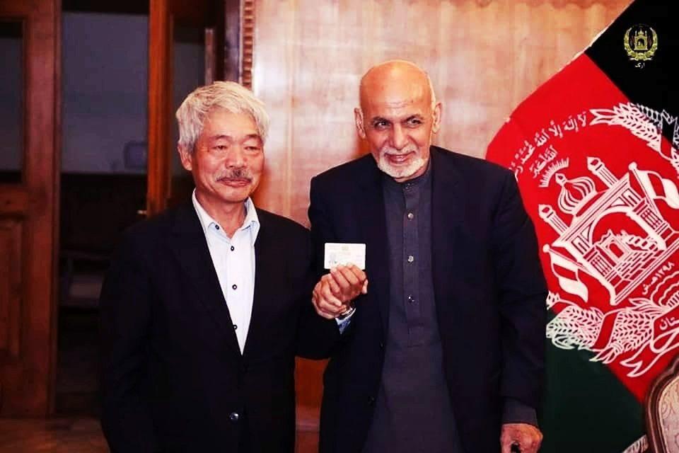 阿富汗總統甘尼則透過Twitter致意,「感念中村醫師帶給阿富汗人的恩惠。」就在...