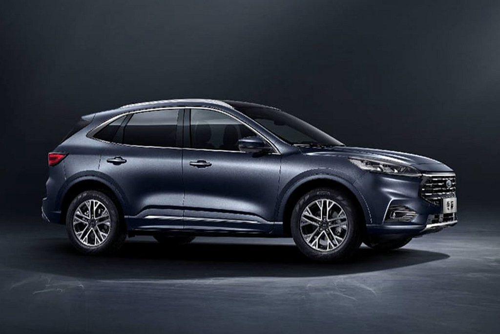 中國版新Ford Escape動力搭載第四代2.0L EcoBoost雙渦流渦輪...