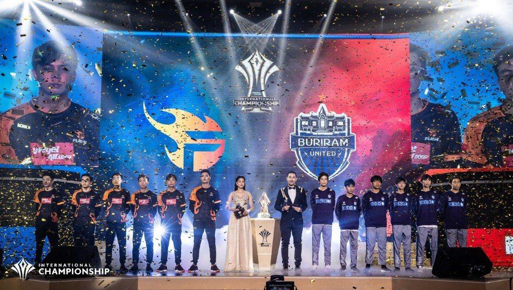 《Garena傳說對決》AIC 2019總決賽隊伍Team Flash 及Bur...