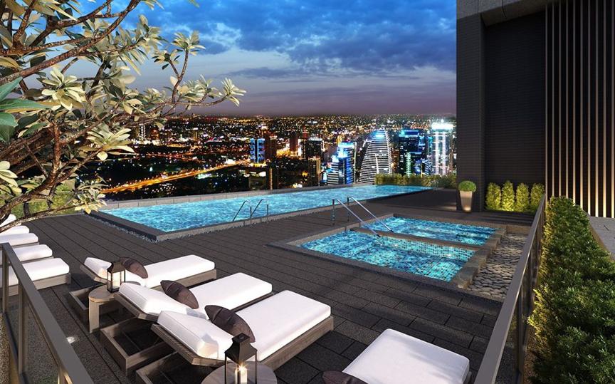 2房總價888萬起,即可擁有惠中路黃金門牌。 業者/提供