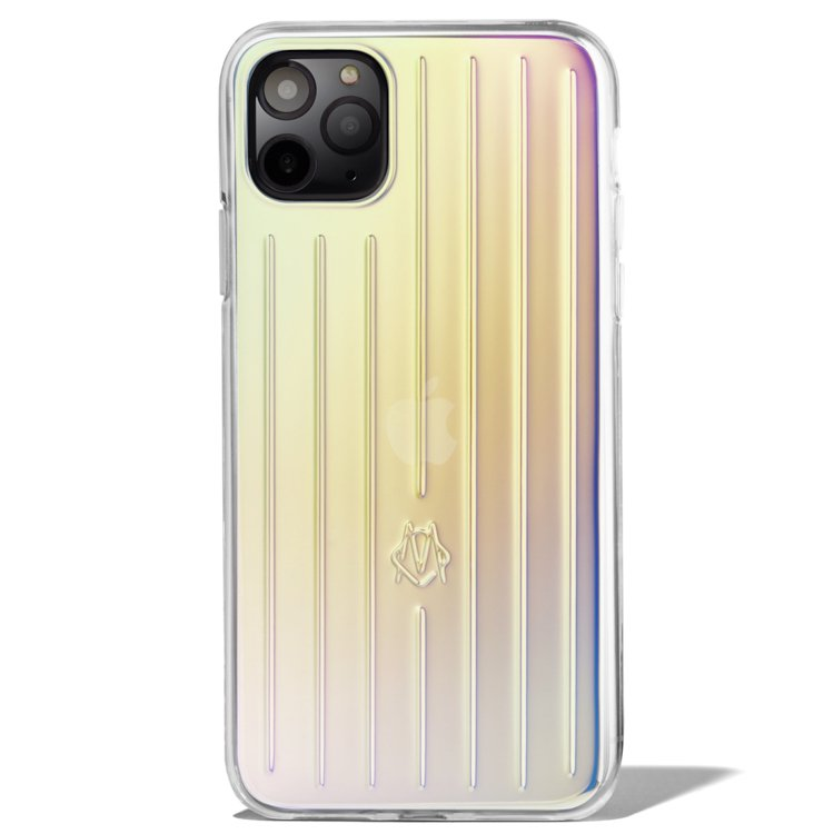 RIMOWA推出iPhone 11系列保護殼,聚碳酸酯款定價美金90元(約台幣2...