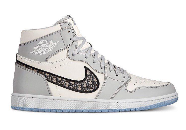 「Air Jordan I High OG Dior」於2020 DIOR ME...