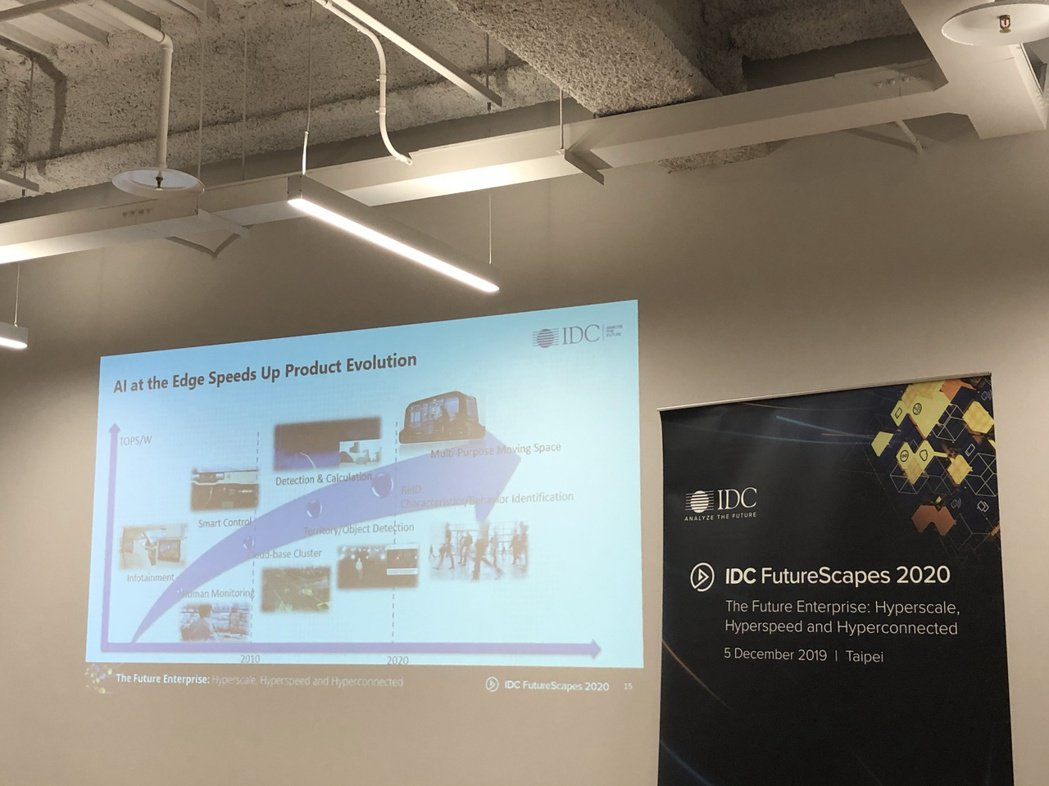 IDC(國際數據資訊)今(5)日公布2020年台灣ICT市場十大趨勢預測,並提到...