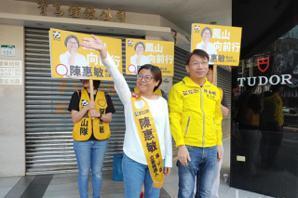 憲兵「關注」立委候選人拜票 憲指部:地檢署指示