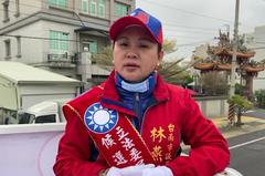 影/政商軍民代全遭中共掌控?台南立委藍綠女將肉搏