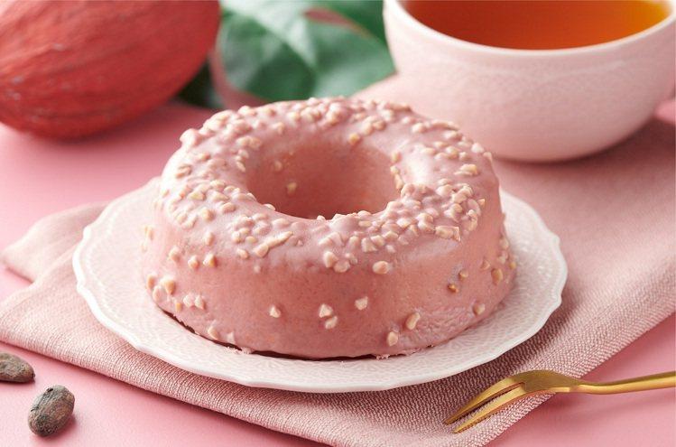 全聯We Sweet 紅寶石邦特蛋糕129元。圖/全聯提供